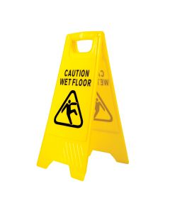 Portwest Wet Floor Warning Sign - HV20