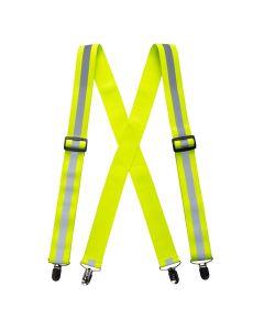Portwest Hi-Vis Trouser Braces - HV56