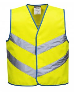 Portwest Junior Colour Bright Vest - JN15