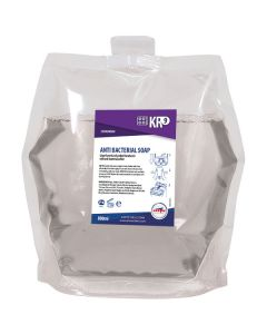 KR9 ANTI-BACTERIAL SOAP 800ML POUCH - C599