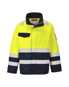 Portwest Hi-Vis MODAFLAME Jacket - MV25