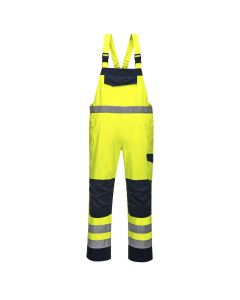 Portwest Hi Vis MODAFLAME Bib and Brace - MV27