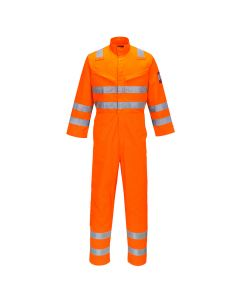 Portwest Modaflame RIS Orange Coverall - MV91