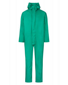 Lyngsoe Green Waterproof Checmical Suit - P-1007