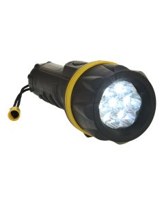 Portwest 7 LED Rubber Torch - PA60