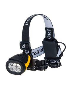 Portwest Portwest Dual Power Head Light - PA63