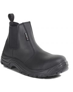 Performance Mensa Black Dealer Boot - PB289-BLK