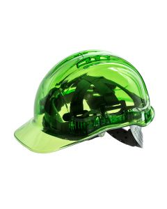 Portwest Peak View Ratchet Hard Hat Vented - PV60