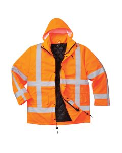 RWS Traffic Jacket - R460ORR4XL