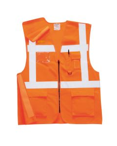 Portwest Executive Rail Vest RIS - RT26