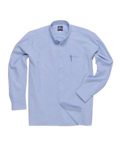Portwest Oxford Shirt, Long Sleeves - S107