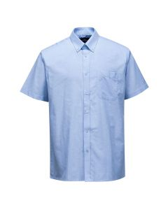 Portwest Easycare Oxford Shirt, Short Sleeves - S118