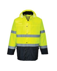 Lite Two-Tone Traffic Jacket - S166YNRL