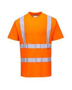 Cotton Comfort Short Sleeve T-Shirt - S170ORR4XL