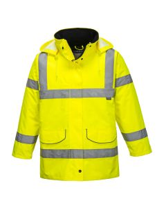 Portwest Hi-Vis Ladies Traffic Jacket - S360