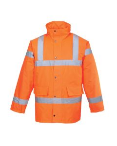 Hi-Vis Traffic Jacket - S460ORR4XL