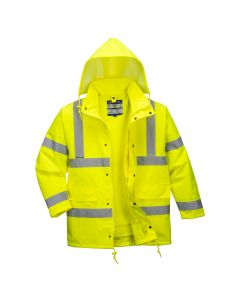Portwest Hi-Vis 4-in-1 Traffic Jacket - S468