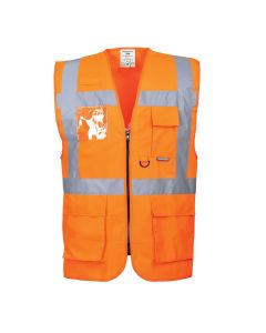 Berlin Executive Vest - S476ORR4XL