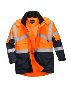 Hi-Vis 2-Tone Breathable Jacket - S760ONRL