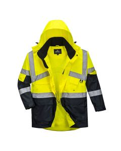 Hi-Vis 2-Tone Breathable Jacket - S760YNRL