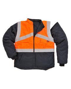 Hi-Vis 2-Tone Jacket - Reversible - S769ONRL