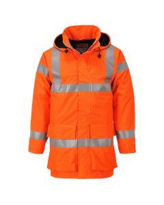Bizflame Rain Hi-Vis Multi Lite Jacket - S774ORRL