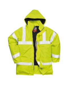 Portwest Bizflame Rain Hi-Vis Antistatic FR Jacket - S778