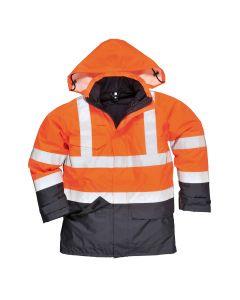 Bizflame Rain Hi-Vis Multi-Protection Jacket - S779ONRL