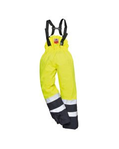 Portwest Bizflame Rain Hi-Vis Multi-Protection Trouser - S782