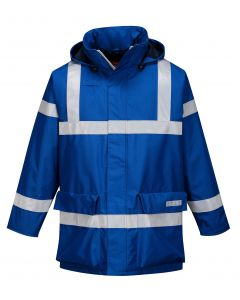 Portwest Bizflame Rain Anti-Static FR Jacket - S785