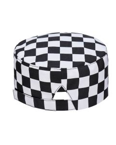Portwest Harrow Chefs Skull Cap - S895