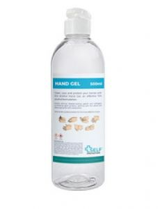 Self-protection 70% Alcohol hand gel 500ml SP303