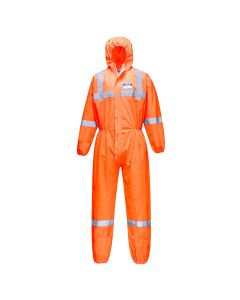 Portwest VisTex Coverall SMS (Pack of 50) - ST36