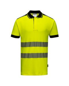 Portwest PW3 Hi-Vis Polo Shirt S/S - T180
