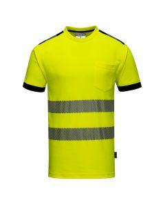Portwest PW3 Hi-Vis T-Shirt S/S - T181