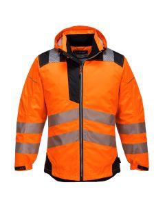 PW3 Hi-Vis Winter Jacket - T400OBRL