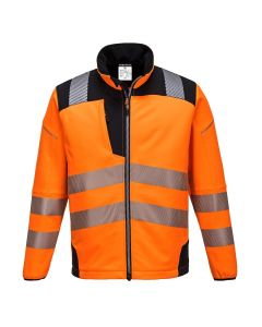 PW3 Hi-Vis Softshell Jacket - T402OBRS