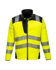 PW3 Hi-Vis Softshell Jacket - T402YBRS