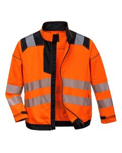 PW3 Hi-Vis Work Jacket - T500ORRL