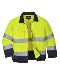 Madrid Hi-Vis Jacket - TX70YNRL