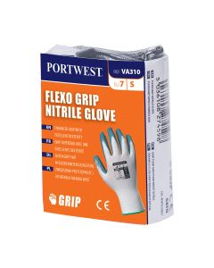 Portwest Flexo Grip Nitrile Glove (Vending) - VA310