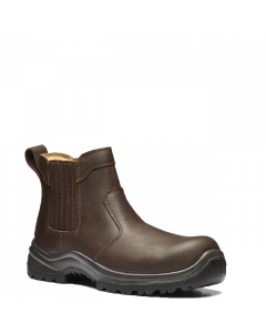 V12 STS S1P STALLION BROWN DEALER BOOTS - VR610.01