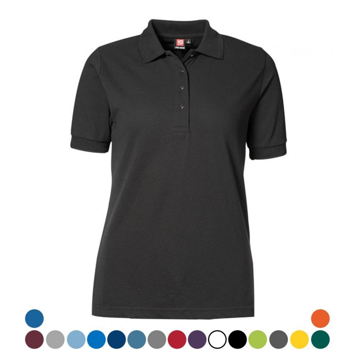 ID PRO WEAR LADIES POLO SHIRT 0321