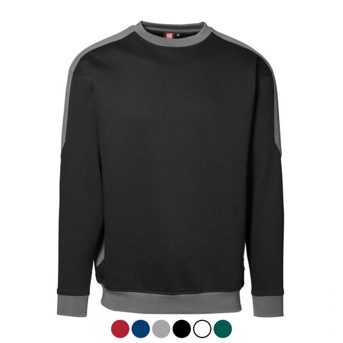 ID PRO WEAR CLASSIC SWEATSHIRT CONTRAST (70% Cotton/30% Polyester) 290g ID0362
