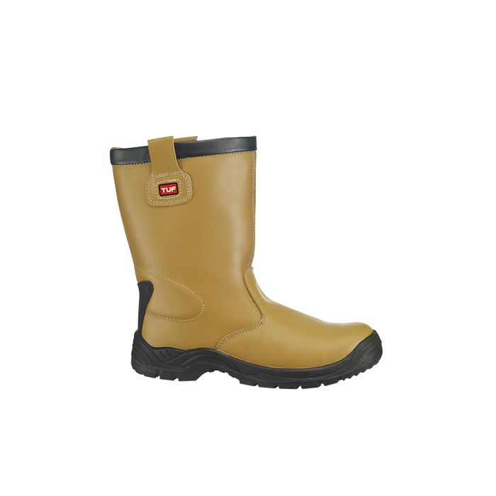 TUF WARM LINED S3 SAFETY RIGGER WITH MIDSOLE 101198