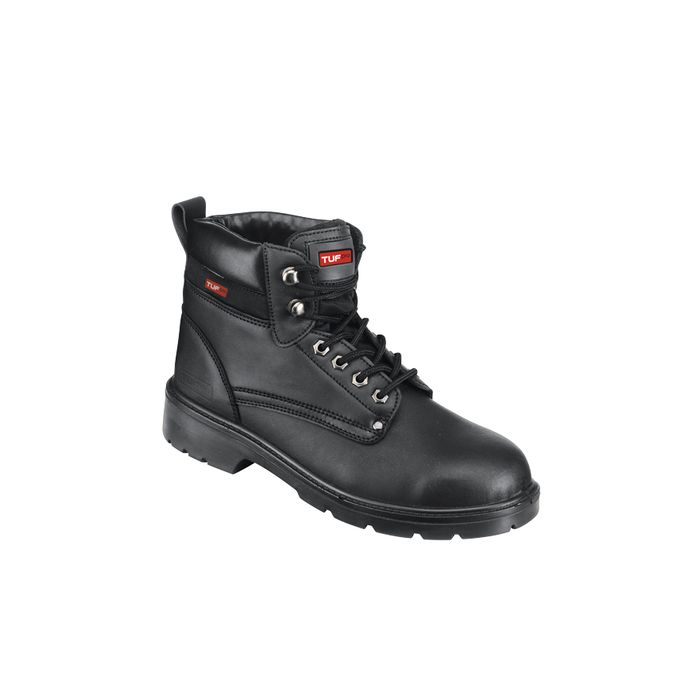 TUF ANKLE CUT S3 SAFETY BOOT WITH MIDSOLE 102625