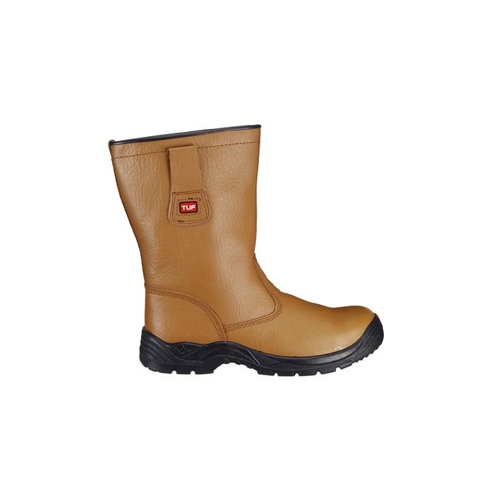 TUF LINED S1P SAFETY RIGGER WITH MIDSOLE 198204