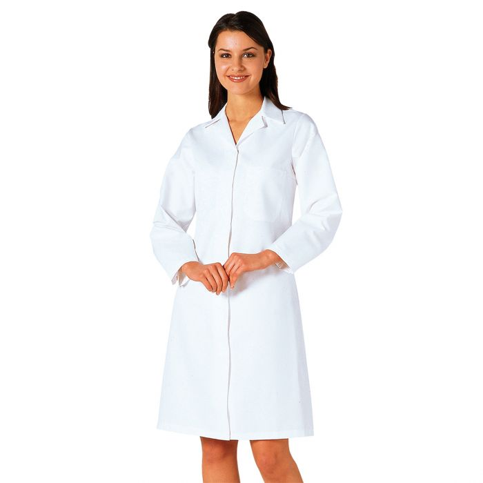 Portwest Ladies Food Coat, One Pocket - 2205