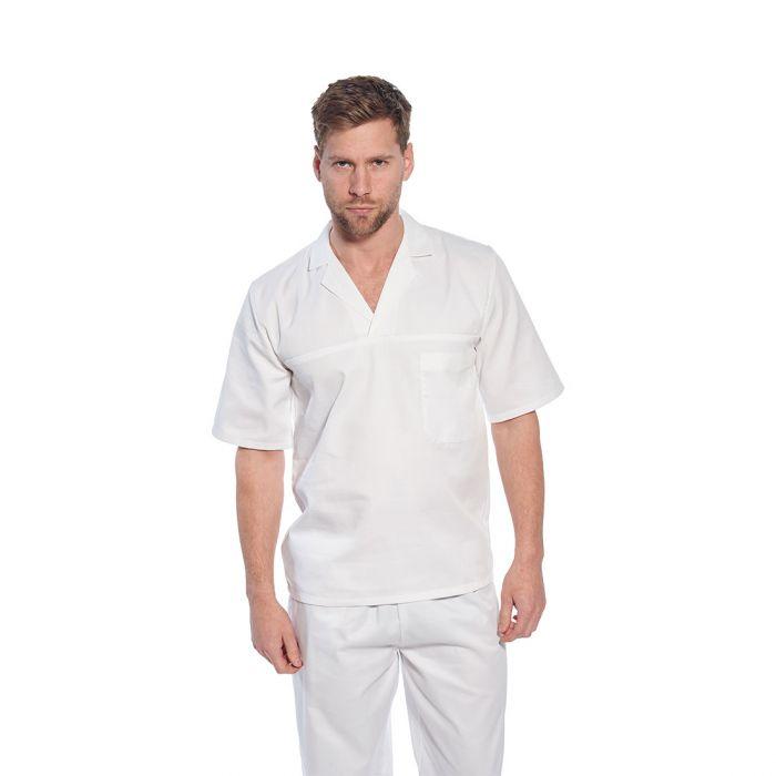 Portwest Baker Shirt, Short Sleeves - 2209