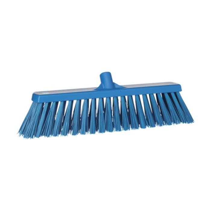 Vikan Broom, 530mm, Stiff Brush
